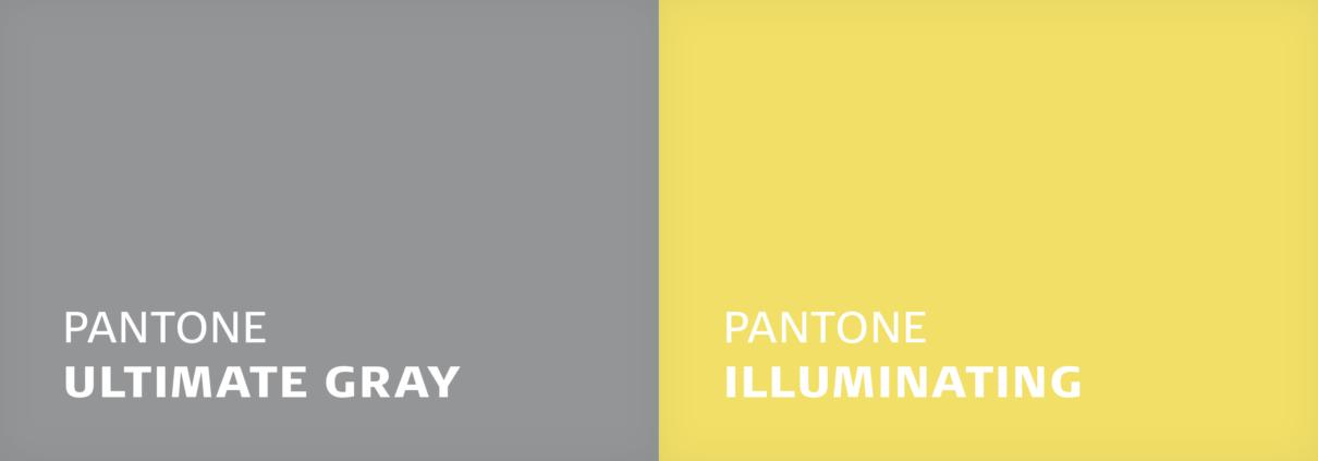 Grafik und Gestaltung - Trend Farben 2021